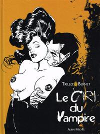 Cover Thumbnail for Le Cri du Vampire (Albin Michel, 2001 series)