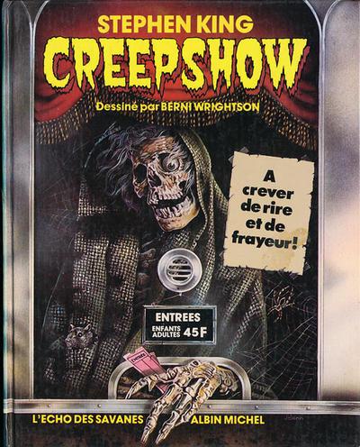 Cover for Creepshow (Albin Michel, 1983 series)