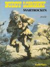 Cover for Buddy Longways äventyr (Carlsen/if [SE], 1977 series) #14 - Svartrocken