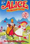 Cover for Alice im Wunderland (Bastei Verlag, 1984 series) #6