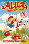 Cover for Alice im Wunderland (Bastei Verlag, 1984 series) #9