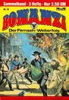 Cover for Bonanza Sammelband (Bastei Verlag, 1973 series) #14