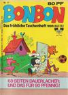 Cover for Bonbon (Bastei Verlag, 1973 series) #17