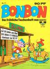 Cover for Bonbon (Bastei Verlag, 1973 series) #71