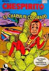 Cover for Revista Chespirito (Ledafilms SA, 1987 ? series) #3