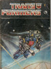 Cover for Transformers (Ledafilms SA, 1987 ? series) #1