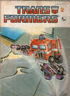 Cover for Transformers (Ledafilms SA, 1987 ? series) #2