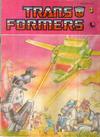 Cover for Transformers (Ledafilms SA, 1987 ? series) #3