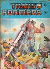 Cover for Transformers (Ledafilms SA, 1987 ? series) #4
