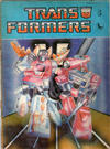 Cover for Transformers (Ledafilms SA, 1987 ? series) #5