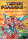 Cover for Transformers (Ledafilms SA, 1987 ? series) #6