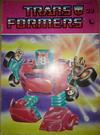 Cover for Transformers (Ledafilms SA, 1987 ? series) #20