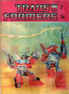 Cover for Transformers (Ledafilms SA, 1987 ? series) #7