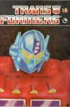 Cover for Transformers (Ledafilms SA, 1987 ? series) #10