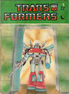 Cover for Transformers (Ledafilms SA, 1987 ? series) #17
