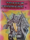 Cover for Transformers (Ledafilms SA, 1987 ? series) #22