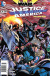 Cover Thumbnail for Justice League of America (2013 series) #7 [Newsstand]