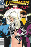 Cover for Legionnaires (DC, 1993 series) #16 [Newsstand]