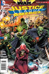 Cover Thumbnail for Justice League of America (2013 series) #6 [Newsstand]
