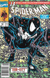 Cover for Spider-Man (Marvel, 1990 series) #13 [Newsstand]
