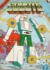 Cover for Gobots (Ledafilms SA, 1987 ? series) #2