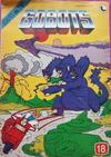 Cover for Gobots (Ledafilms SA, 1987 ? series) #18