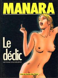 Cover Thumbnail for Le Déclic (Albin Michel, 1984 series) #1
