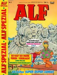 Cover Thumbnail for Alf Foto Comic (Bastei Verlag, 1988 series) #3