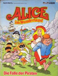 Cover Thumbnail for Alice im Wunderland (Bastei Verlag, 1985 series) #3