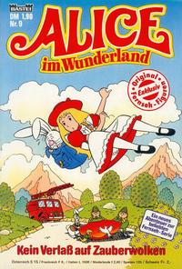 Cover Thumbnail for Alice im Wunderland (Bastei Verlag, 1984 series) #9