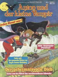 Cover Thumbnail for Anton und der kleine Vampir (Bastei Verlag, 1990 series) #3