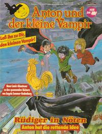 Cover Thumbnail for Anton und der kleine Vampir (Bastei Verlag, 1990 series) #17