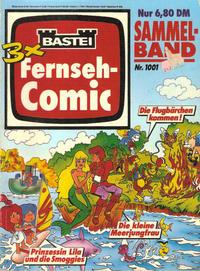 Cover Thumbnail for Bastei Fernseh-Comic Sammelband (Bastei Verlag, 1994 ? series) #1001