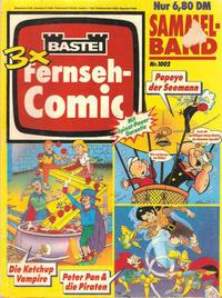 Cover Thumbnail for Bastei Fernseh-Comic Sammelband (Bastei Verlag, 1994 ? series) #1002
