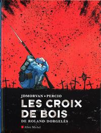 Cover Thumbnail for Les croix de bois (Albin Michel, 2020 series)