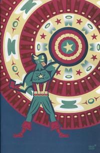 Cover Thumbnail for Captain America (Marvel, 2018 series) #25 (729) [Jeffrey Veregge Native American Variant]