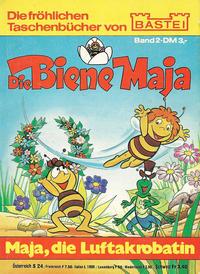 Cover Thumbnail for Die Biene Maja (Bastei Verlag, 1980 series) #2
