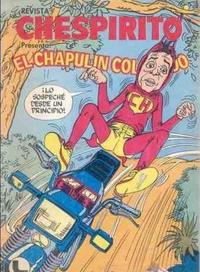 Cover Thumbnail for Revista Chespirito (Ledafilms SA, 1987 ? series) #14