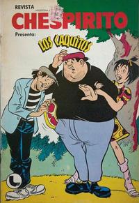 Cover Thumbnail for Revista Chespirito (Ledafilms SA, 1987 ? series) #15