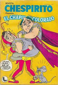 Cover Thumbnail for Revista Chespirito (Ledafilms SA, 1987 ? series) #16