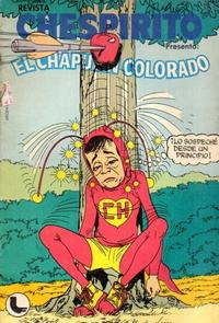 Cover Thumbnail for Revista Chespirito (Ledafilms SA, 1987 ? series) #17
