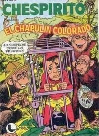 Cover Thumbnail for Revista Chespirito (Ledafilms SA, 1987 ? series) #4