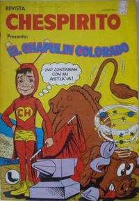 Cover Thumbnail for Revista Chespirito (Ledafilms SA, 1987 ? series) #5