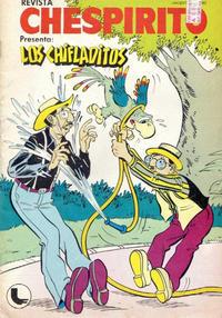 Cover Thumbnail for Revista Chespirito (Ledafilms SA, 1987 ? series) #6