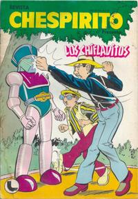 Cover Thumbnail for Revista Chespirito (Ledafilms SA, 1987 ? series) #7