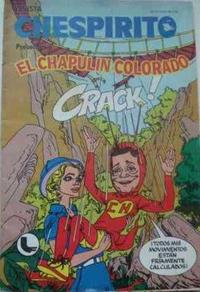 Cover Thumbnail for Revista Chespirito (Ledafilms SA, 1987 ? series) #8
