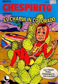 Cover Thumbnail for Revista Chespirito (Ledafilms SA, 1987 ? series) #3