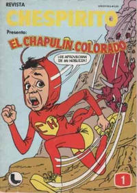 Cover Thumbnail for Revista Chespirito (Ledafilms SA, 1987 ? series) #1