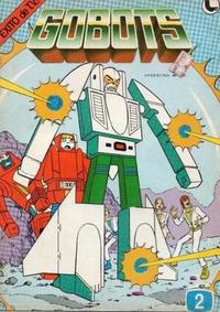 Cover Thumbnail for Gobots (Ledafilms SA, 1987 ? series) #2