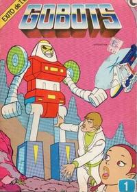 Cover Thumbnail for Gobots (Ledafilms SA, 1987 ? series) #1